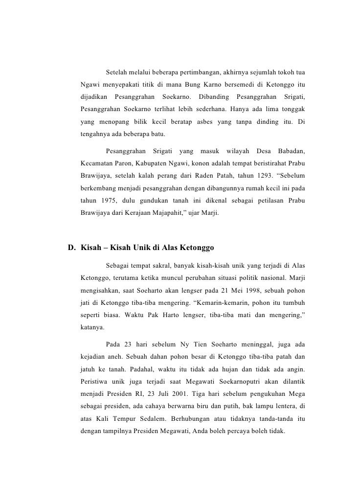 Srigati 9 Pesanggrahan Kab Ngawi