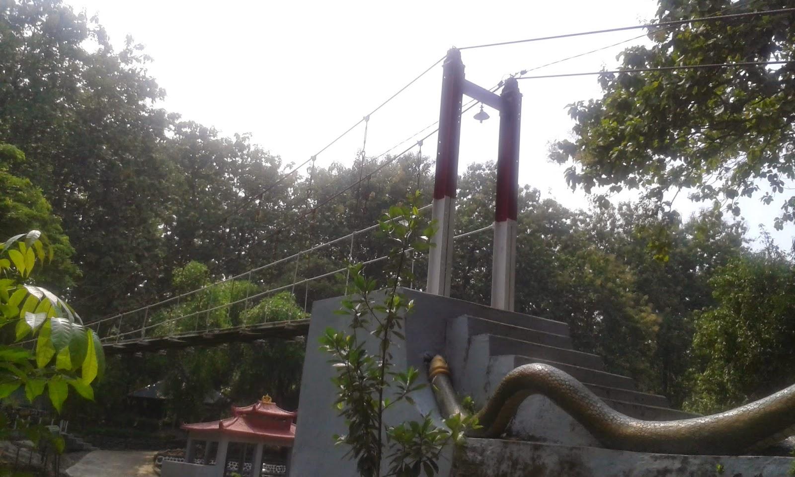 Srigati Hutan Angker Kabupaten Ngawi 97 Indah Berlokasi Umbul Jambe