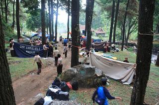 Wisata Ngawi Bumi Perkemahan Selondo Terletak Desa Ngrayudan Kecamatan Jogorogo