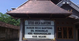 Arca Banteng Situs Peninggalan Majapahit Wonorejo Investigasi Madiun Reco Kab