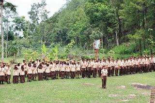 Bumi Perkemahan Seloondo Kabupaten Ngawi Jatim Situs Rapi Reco Banteng