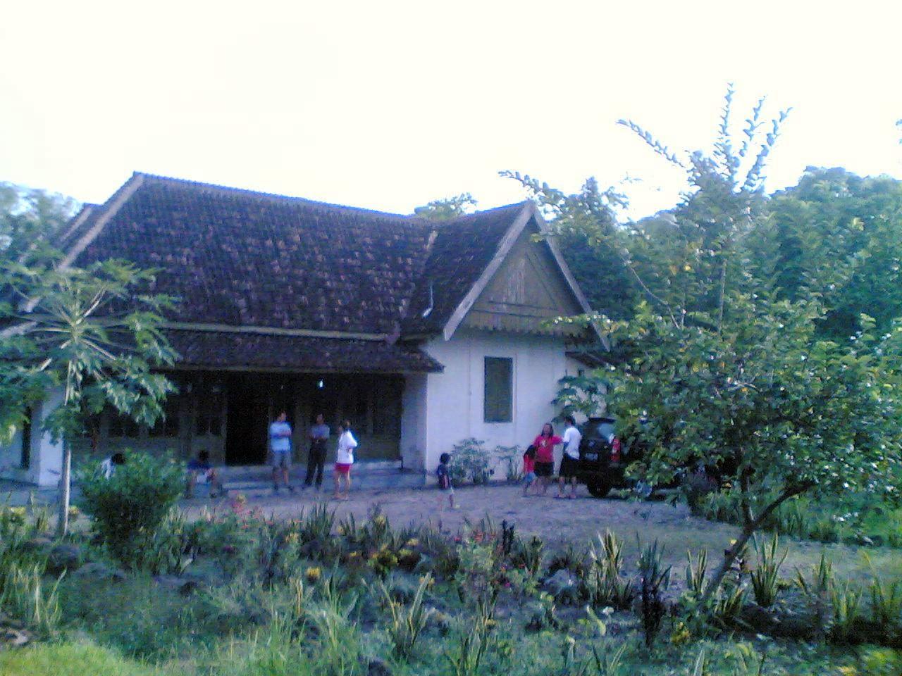 Rumah Peninggalan Dr Kanjeng Raden Tumenggung Radjiman Wedyodiningrat Reco Banteng