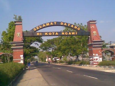 Tempat Wisata Ngawi Daftar Reco Banteng Kab