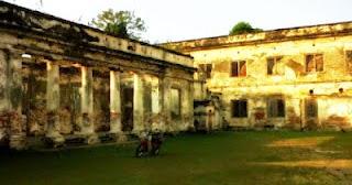 Tempat Wisata Sejarah Benteng Pendem Ngawi Situs Rapi Kabupaten Reco