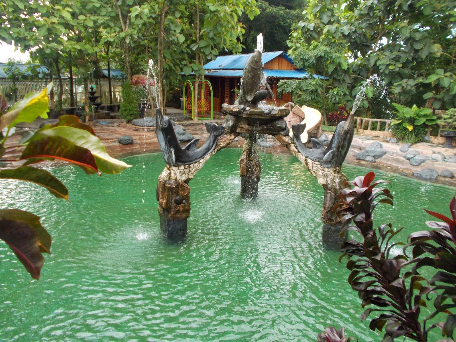 Wisata Air Alam Pegunungan Kolam Renang Hargo Dumilah Situs Rapi