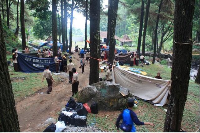 Zona Informasi Seputar Ngawi 2017 Bumi Perkemahan Terletak Desa Ngrayudan