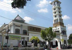 Air Terjun Pengantin Mini Daftar Tempat Wisata Terbaru Masjid Agung