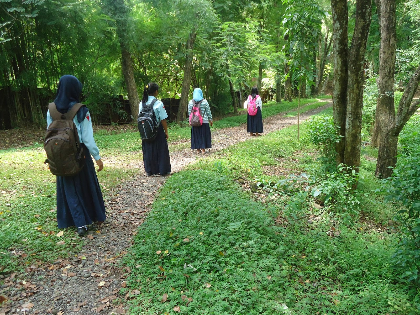 Museum Online Sejarah Ngawi Sma Negeri 1 Karangjati Sendang Tawun