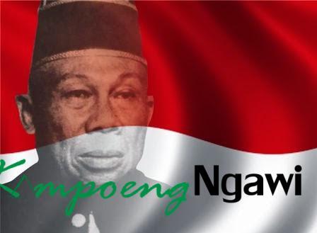 Radjiman Wedyodiningrat Kampoengngawi Rumah Dr Kab Ngawi