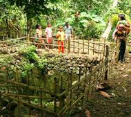Rumah Peninggalan Dr Kanjeng Raden Tumenggung Radjiman Wisata Candi Pendem