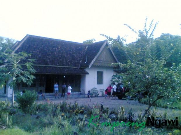Rumah Peninggalan Dr Radjiman Wedyodiningrat Kampoengngawi Kab Ngawi