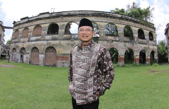 Terobosan Bupati Ngawi Budi Sulistyono 2 Habis Rumah Dr Radjiman
