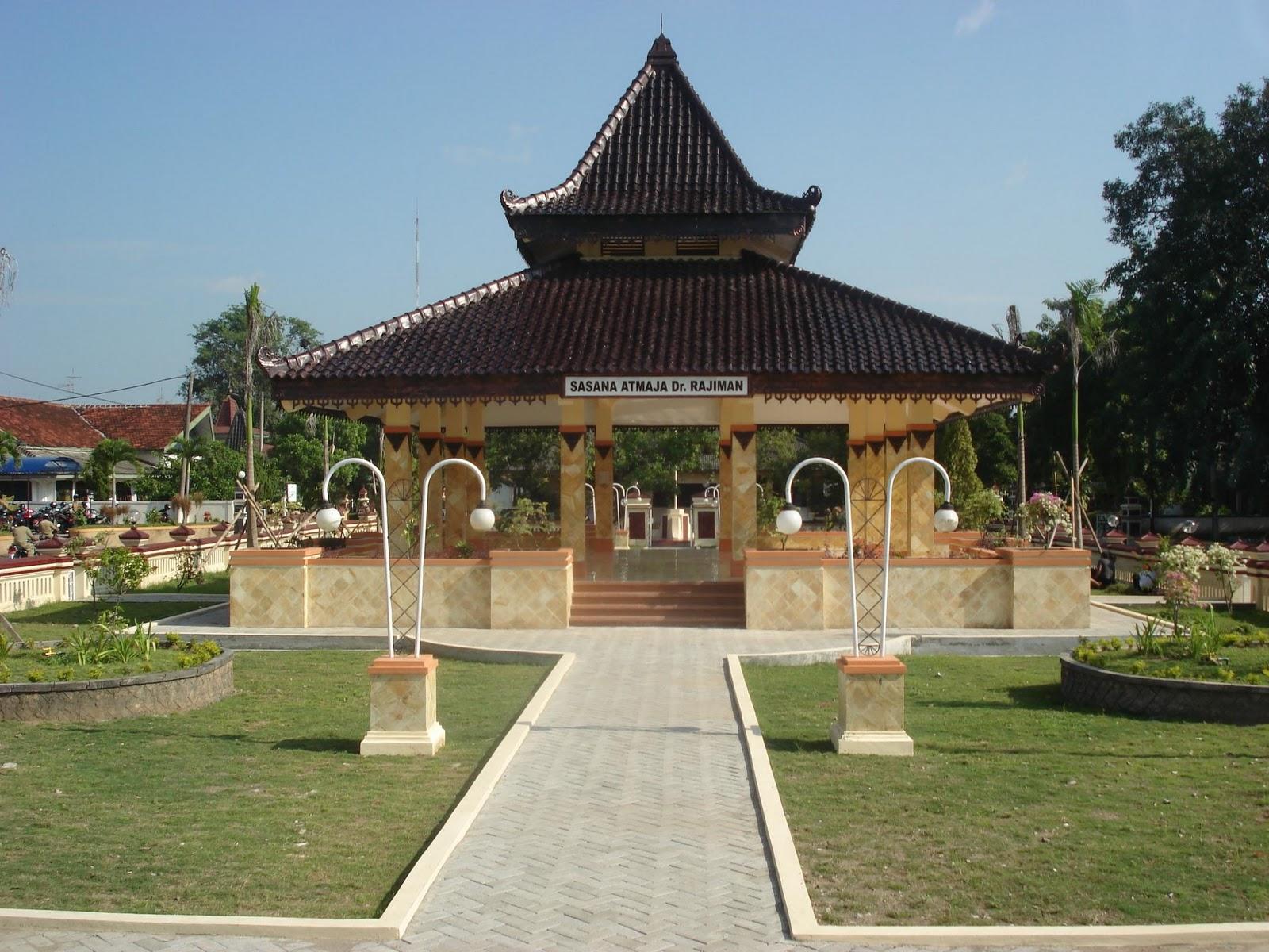 Wisata Kota Ngawi Ramah Anang Wahyudi Dr Kanjeng Raden Tumenggung