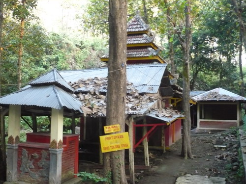 Wisata Ngawi Pesanggrahan Srigati Lokasi Terletak 12 Km Arah Barat