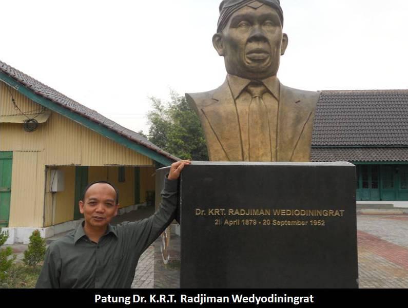 Wujud Akal Cinta Ngawi Kota Menyimpan Sejarah Dr Radjiman Menulis
