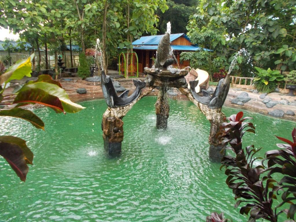 Daftar Informasi Pariwisata Rekreasi Ngawi Jawa Timur Lengkap Taman Air
