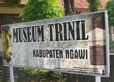 Panorama Kota Ngawi November 2016 Museum Trinil Terletak Sekitar 12