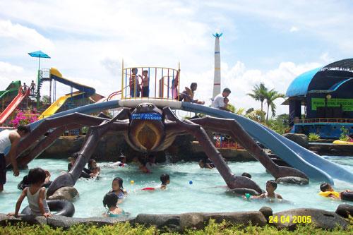 Taman Bermain Tirtonirmolo Arena Lengkap Luas Air Kab Ngawi