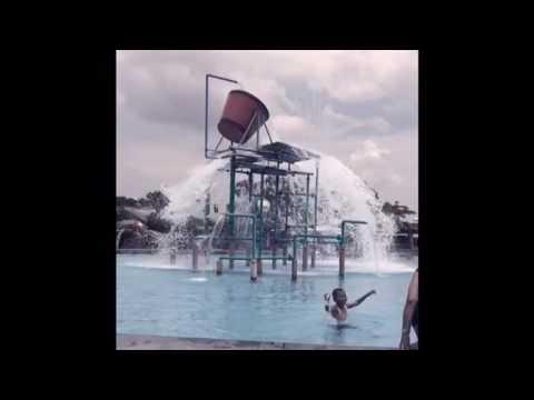 Tirto Nirmolo Waterpark Ngawi Youtube Taman Air Tirtonirmolo Kab