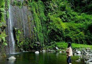 Waterboom Tirto Nirmolo Mini Daftar Tempat Wisata Terbaru Air Terjun