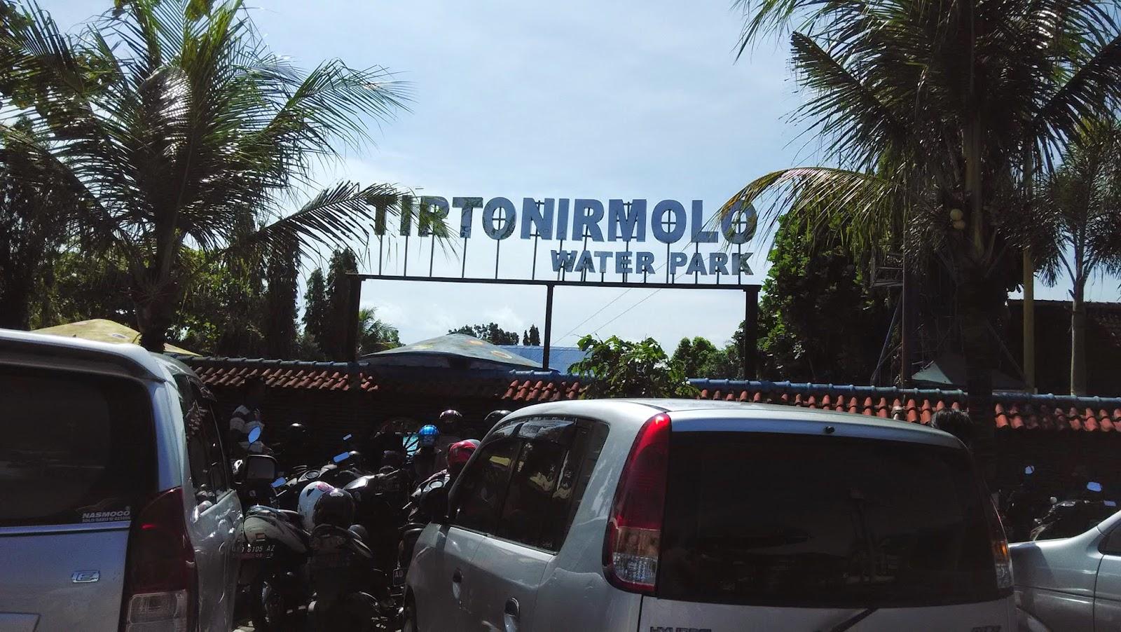 Waterpark Galuh Tirtonirmolo Taman Air Kab Ngawi