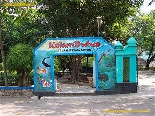 Wisata Ngawi Taman Kolam Renang Tawun Air Tirtonirmolo Kab
