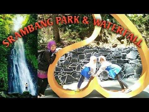 Wisata Srambang Park Waterfall Wisatavlog Air Terjun Taman Serambang Ngawi