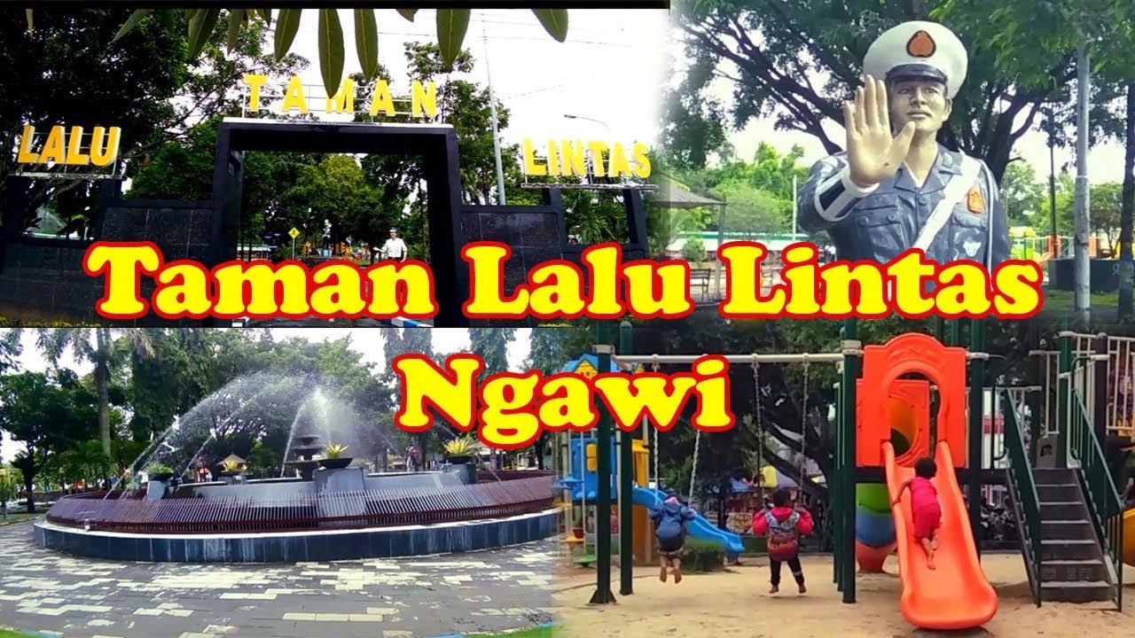 Wisata Taman Lintas Ngawi Cocok Keluarga Youtube Air Tirtonirmolo Kab