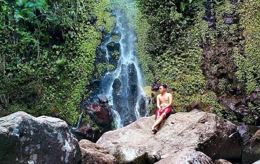 10 Tempat Wisata Ngawi Populer Air Terjun Suwono Taman Tawun
