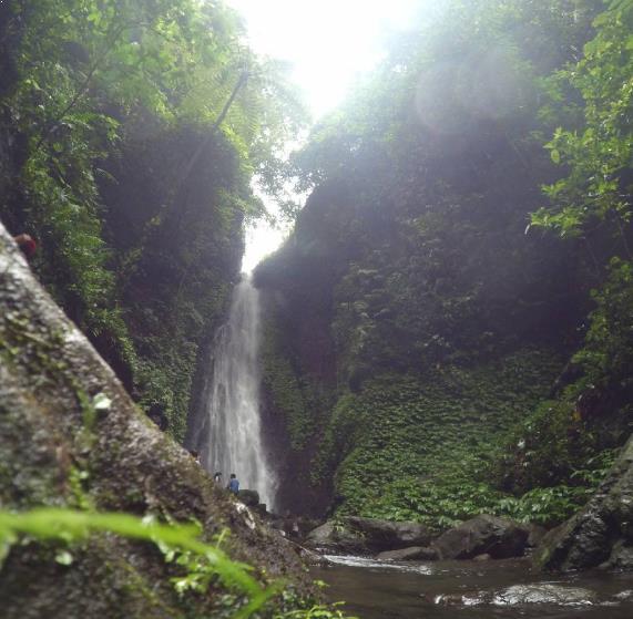 19 Tempat Wisata Kabupaten Ngawi Jawa Timur Air Terjun Srambang