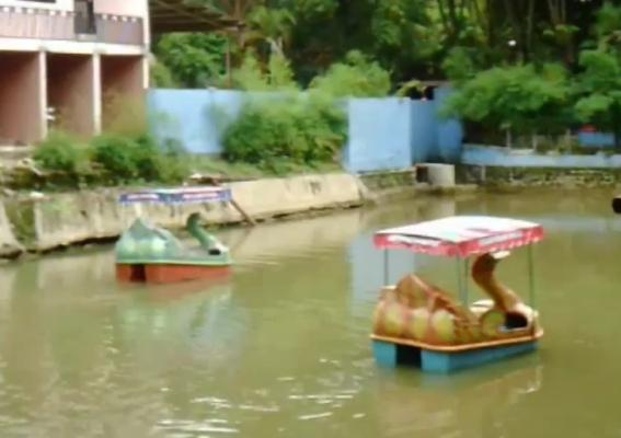 Masuk 3 Water Boom Pedal Boat Taman Tawun Diminati Berita