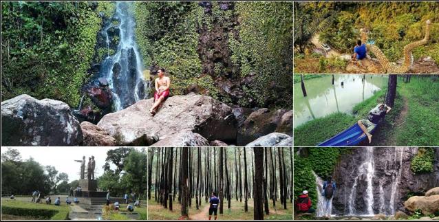 Rekomendasi 12 Tempat Wisata Ngawi Populer Taman Tawun Kab
