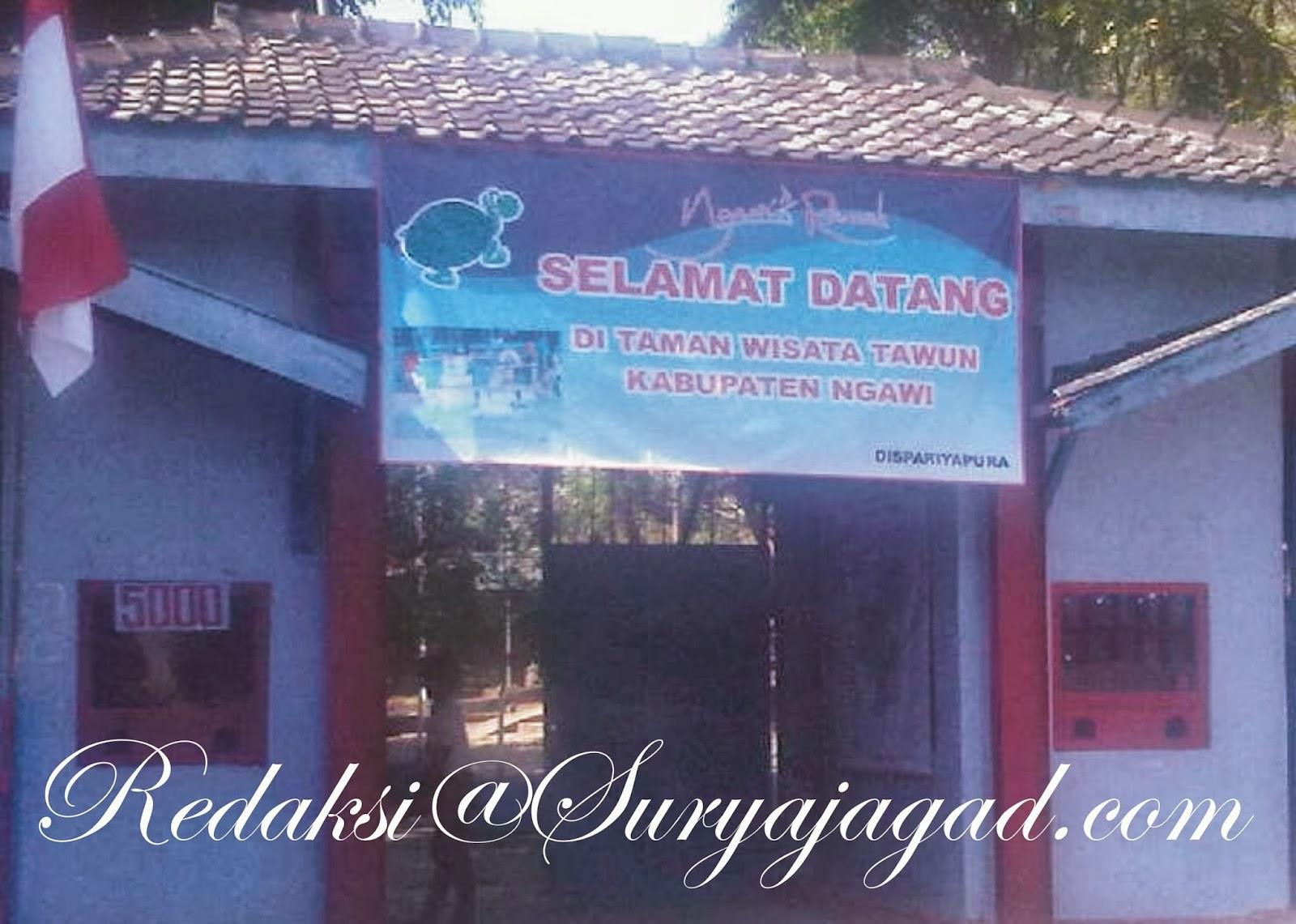 Taman Wisata Tawun Saatnya Rehab Total Byaz Surya Djagad Ngawi