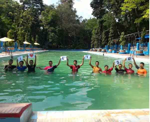 Tempat Wisata Ngawi Terbaru 2018 Indah Menarik Air Dingawi Taman
