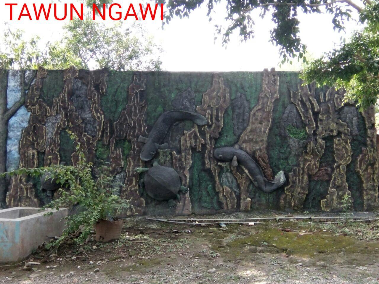 Wisata Tawun Ngawi Taman Kab