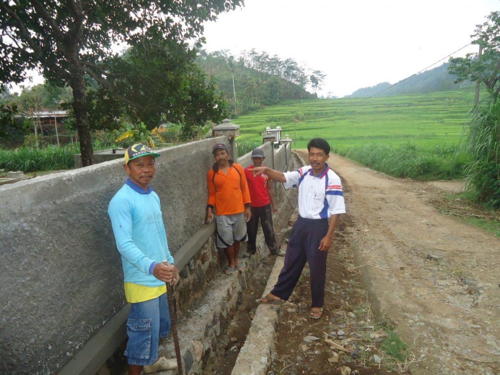 Desa Pandansari Kecamatan Sine Kabupaten Ngawi Targetkan Kawasan Agro Wisata
