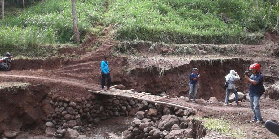 Fenomena Kalibalen Wisata Watu Jonggol Hebohkan Warga Kab Ngawi