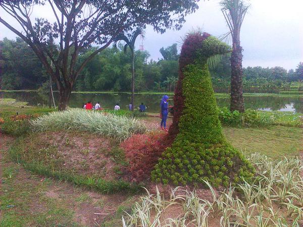 Taman Candi Wisata Ngawi Watu Jonggol Kab