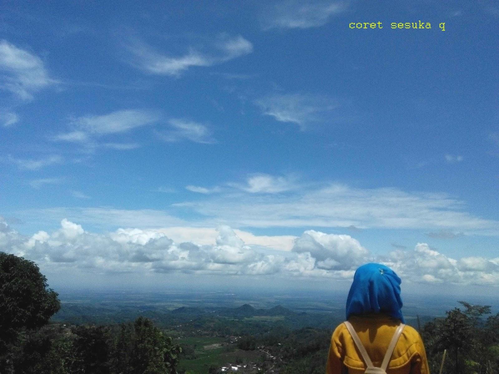 Watu Jonggol Ngawi Ngebolang Coret Sesuka View Diarea Parkir Wisata