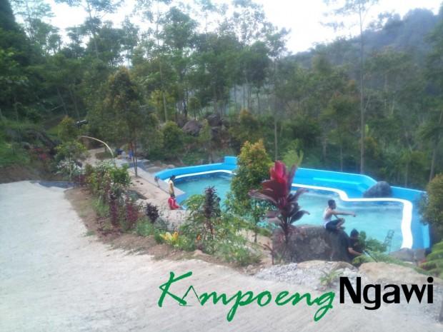 Wisata Watu Jonggol Kampoengngawi Kab Ngawi