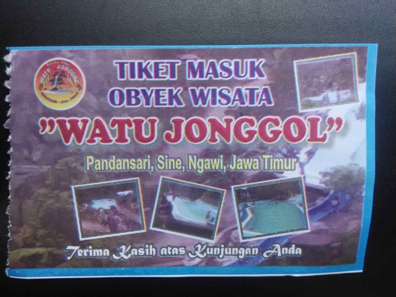 Wiyak Bumi Langit Wisata Alam Watu Jonggol Melanjutkan Berjalan Kaki
