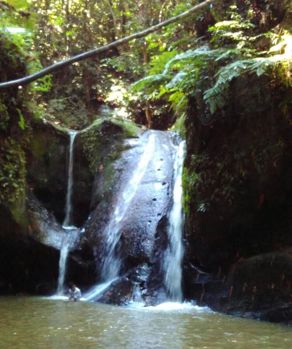 107 Tempat Wisata Kalimantan Utara Menarik Wajib Air Terjun Binusan