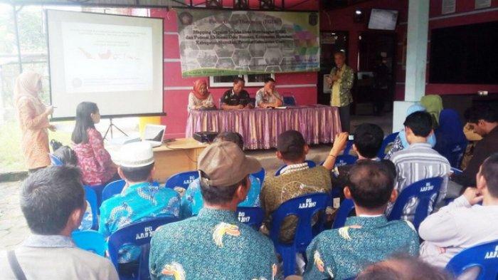 Fgd Universitas Brawijaya Potensi Binusan Bisa Dikembangkan Air Terjun Kab
