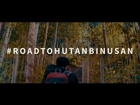 Hutan Binusan Nunukan Youtube Air Terjun Kab