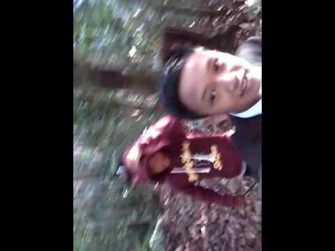 Menjelajahi Air Terjun Dibinusan Nunukan Youtube Binusan Kab