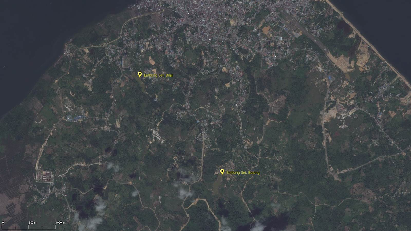 North Borneo Adventure Mei 2016 Pulau Nunukan Air Terjun Binusan