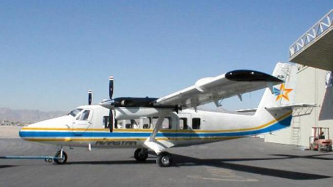 Nunukan Kalimantan Utara Tribun Kaltim Mesin Pesawat Avia Star Mati