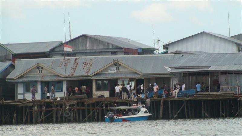 Photos Nunukan Airport Nnx Pos Imigrasi Inhutani Sungai Bolong Air