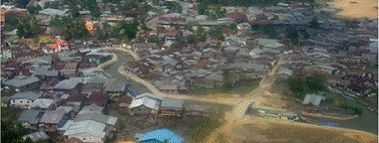 Serbi Oktober 2011 Pemukiman Penduduk Air Terjun Binusan Kab Nunukan