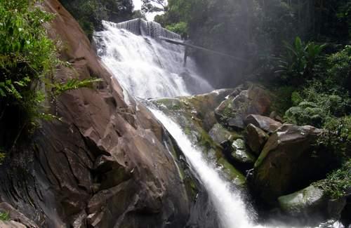 Campur Baur Rp 48 Milyar Melayang Perbatasan Air Terjun Kecamatan